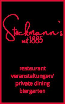 Stöckmann`s Restaurant in Essen